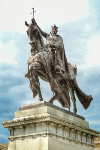St. Louis IX King of France